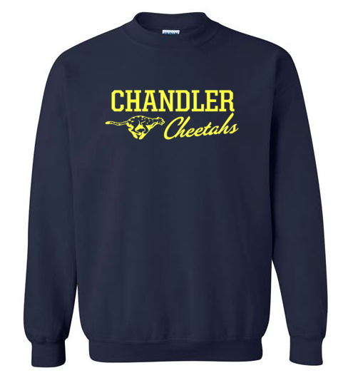 Chandler Class of 2018 Crewneck Sweatshirt