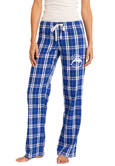 Livorna Dolphins Flannel Pants - Adults