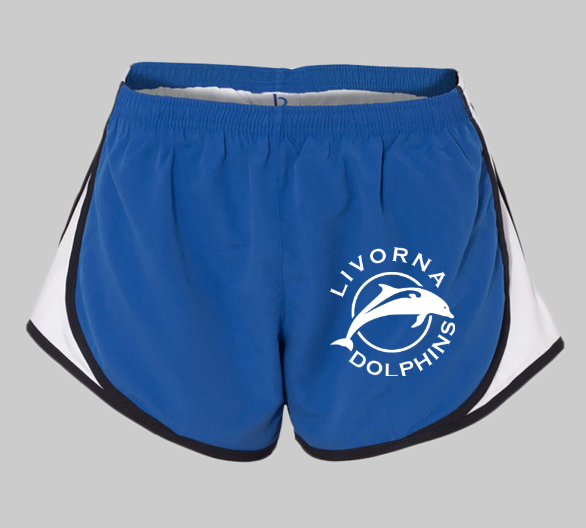 Livorna Dolphins Womens / Girls Shorts