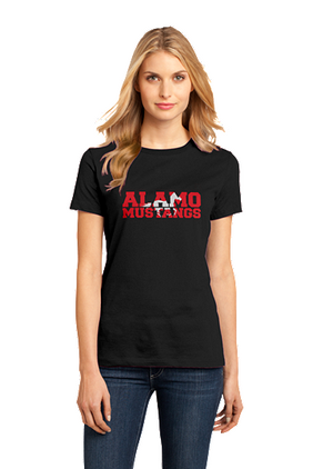 Alamo Elementary Women's Perfect Weight Tee