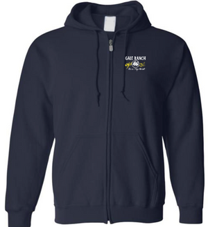GRMS - Music Department Zip Up Hoodie