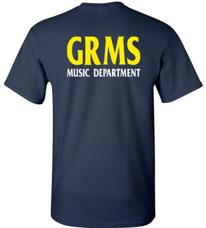 GRMS - Music Department Unisex T-Shirt