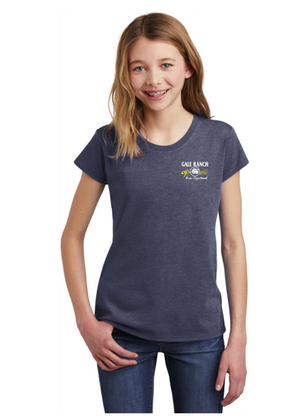 GRMS - Music Department Girls Princess Cut Tee
