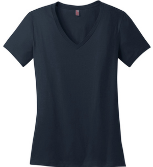 District Made Women's V-Neck