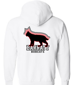 Barratt Elementary Zip Up Hoodie