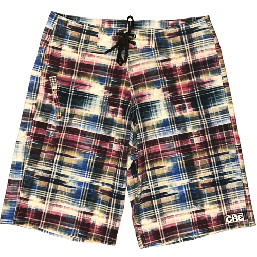 CIRE Highland 4-way Stretch Men's Longer Length Boardshort