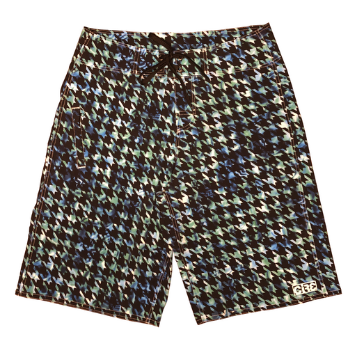 CIRE Hound Dog 4-way Stretch Men's Longer Length Boardshort