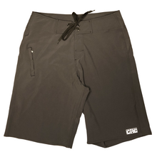 CIRE Slate 4-way Stretch Men's Longer Length Boardshort