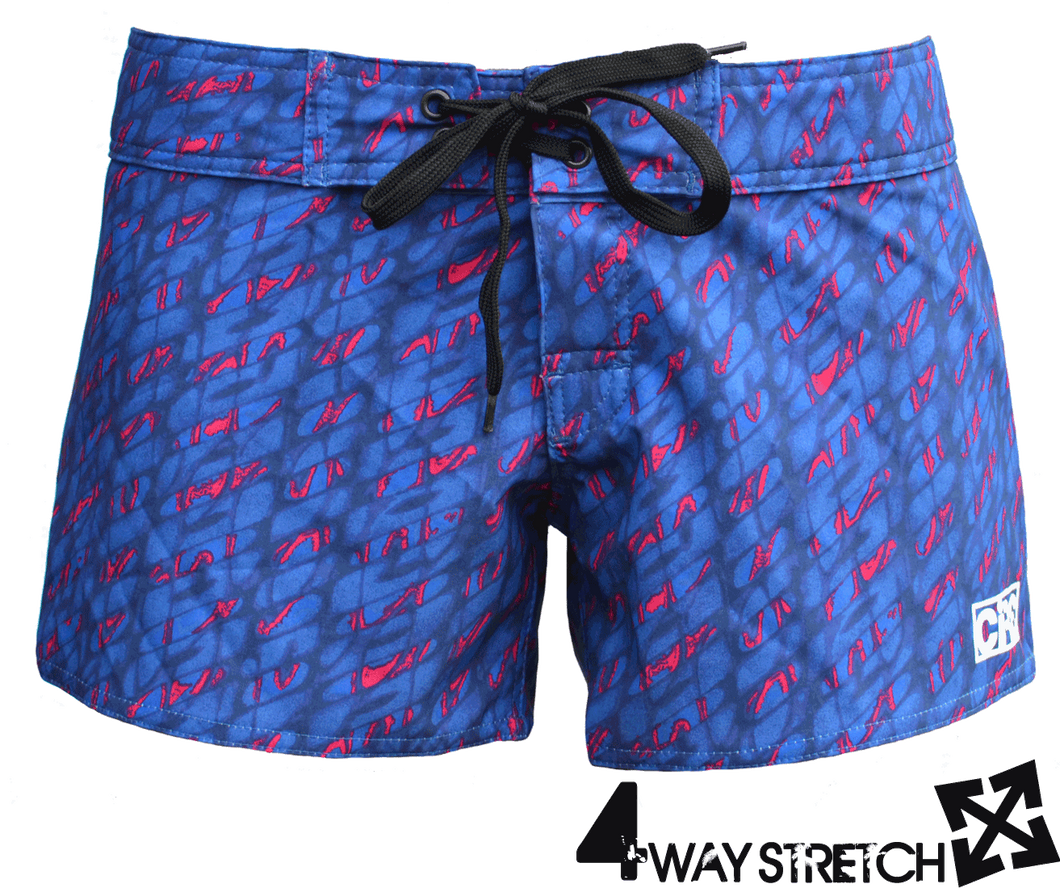 DUSK 4-way Stretch boardshort