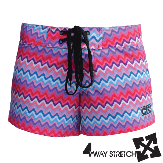 GYPSY 4-way Stretch boardshort