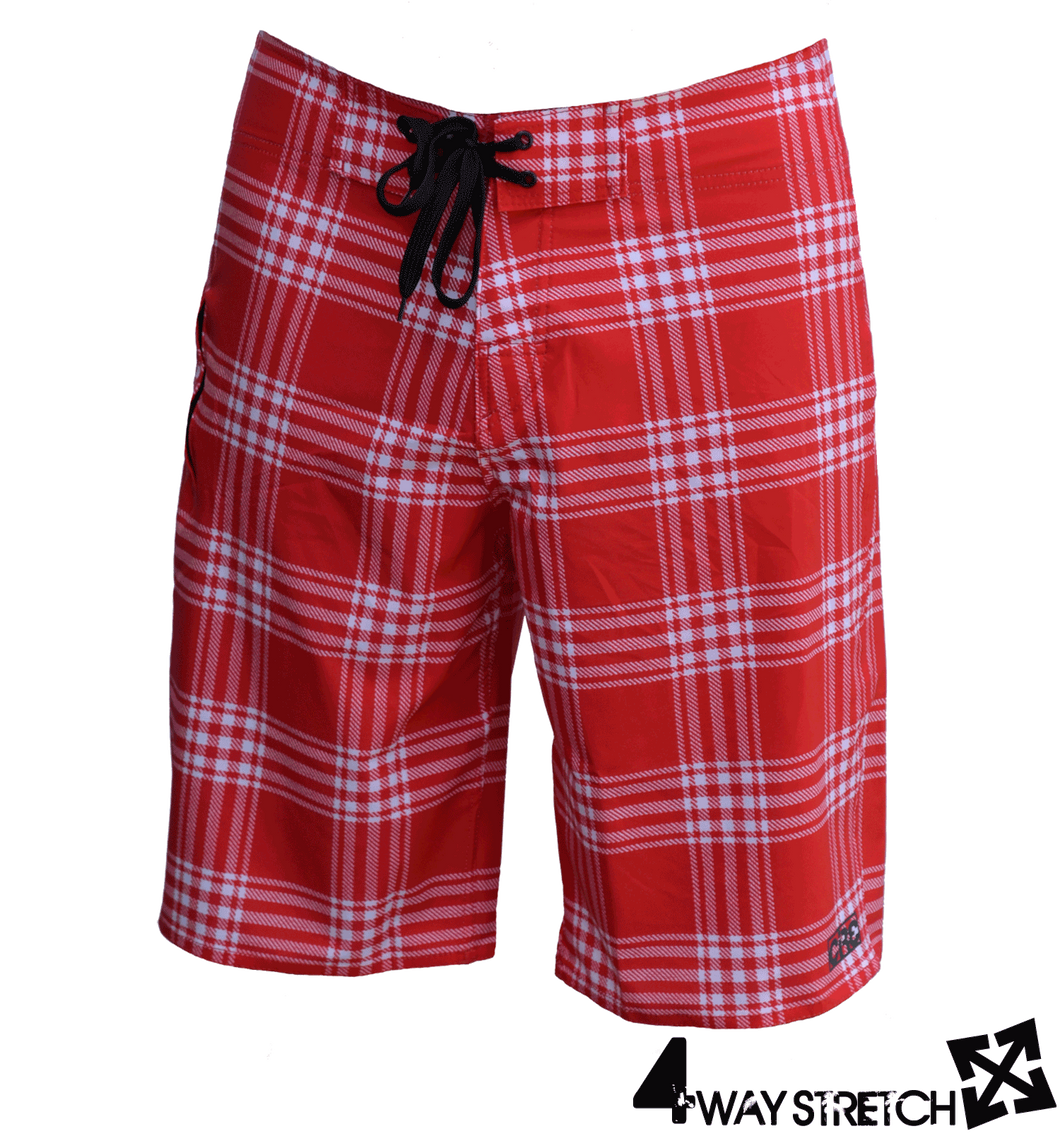 HERO III 4-way stretch boardshort