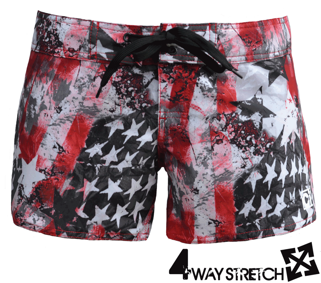 HERO 4 HER II 4-way Stretch boardshort