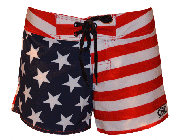 HERO 4 HER 4-way Stretch boardshort