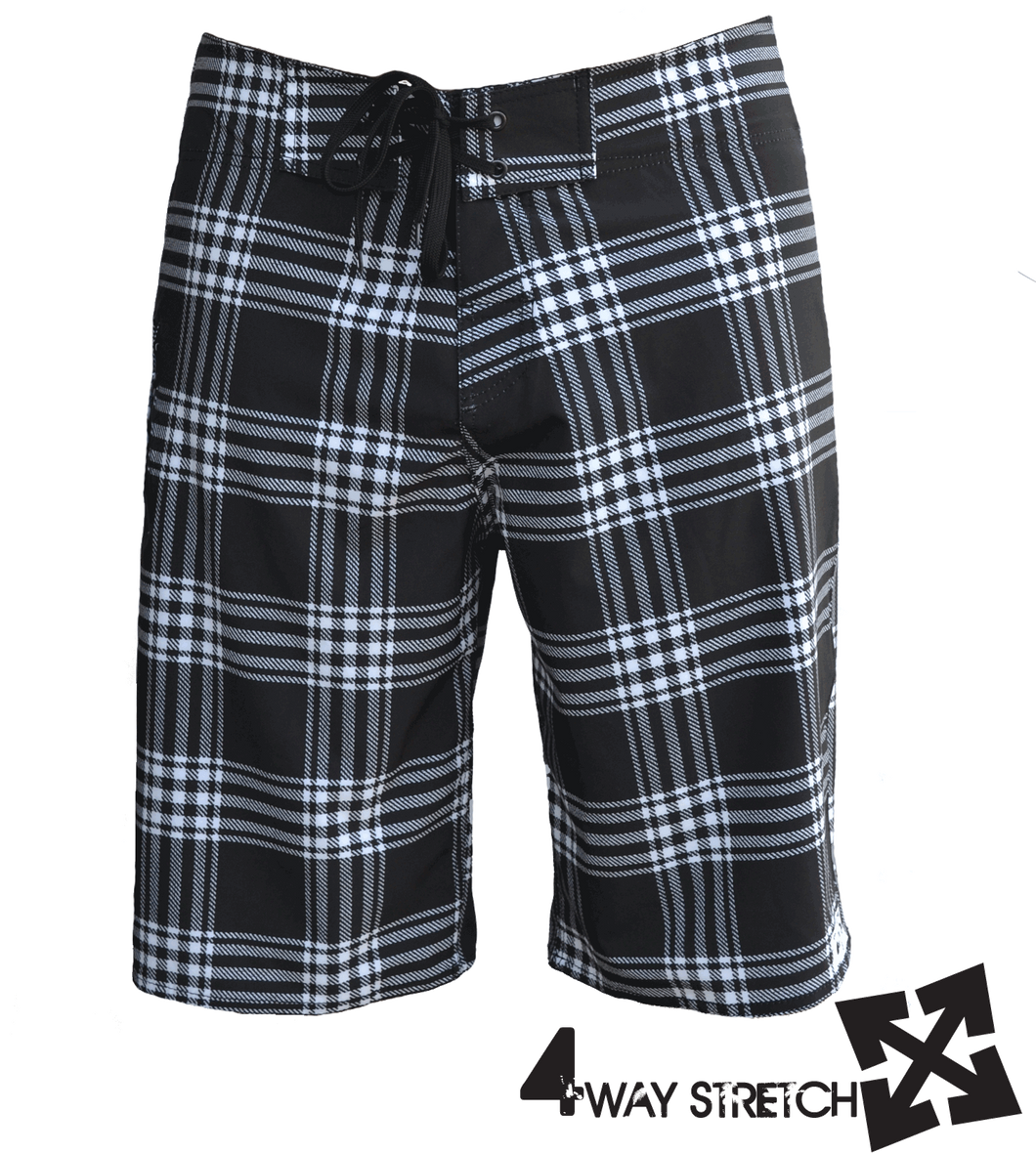 KRAKEN 4-way stretch boardshort