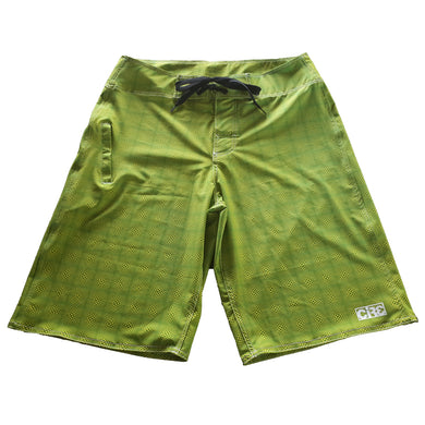 CIRE Square Wave 4-way Stretch Men's Boardshort