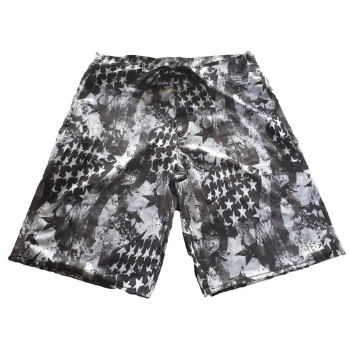 CIRE Star Gazer 4-way Stretch Men's Longer Length Boardshort