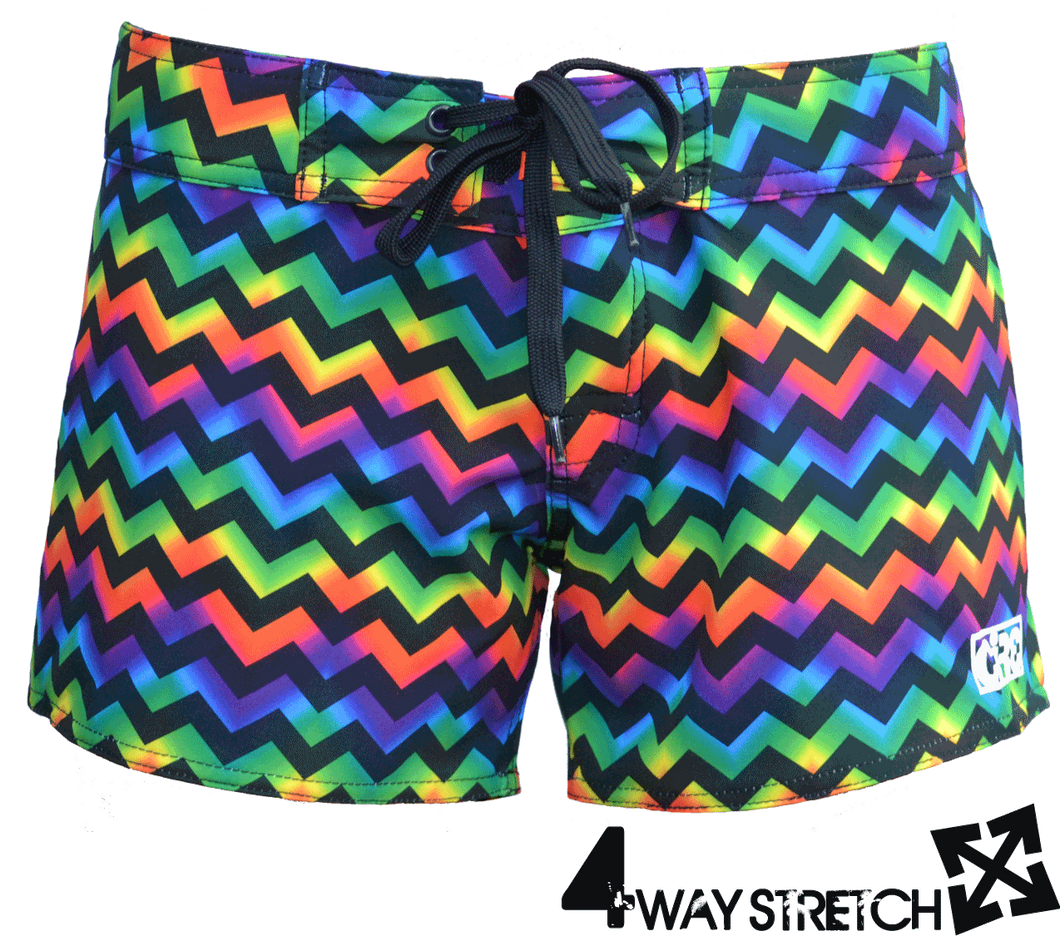 SUNSET 4-way Stretch boardshort