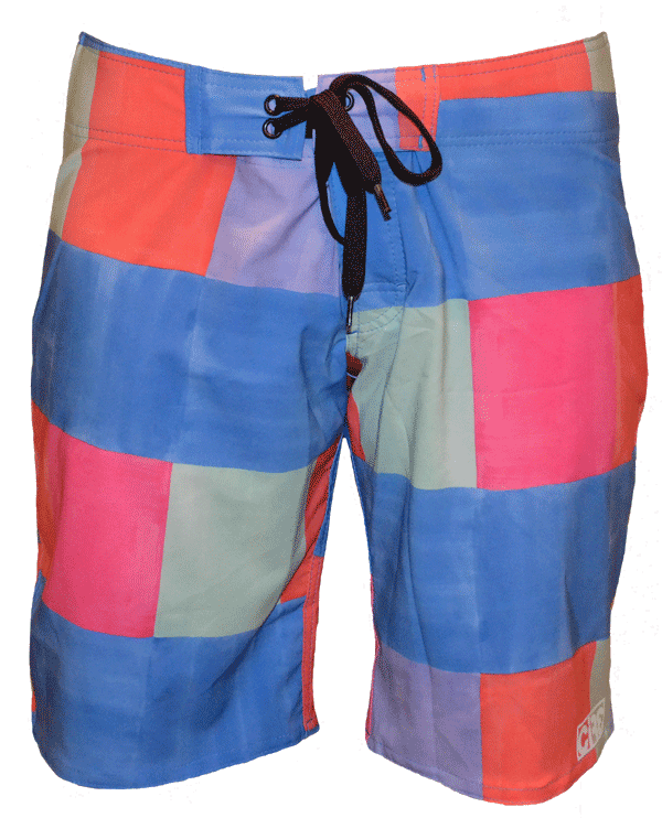 TROPHY WIFE 4-way Stretch boardshort
