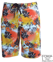 "20"" URBAN PARADISE 4-way stretch boardshort"