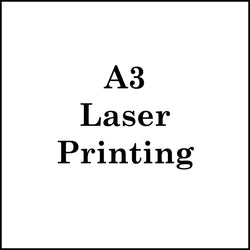 A3 Laser Printing