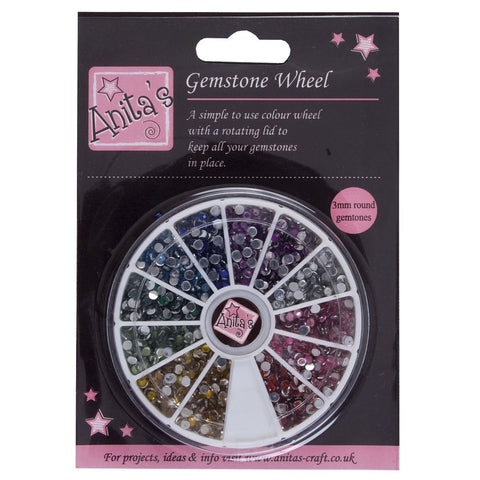 3mm Colour Wheel