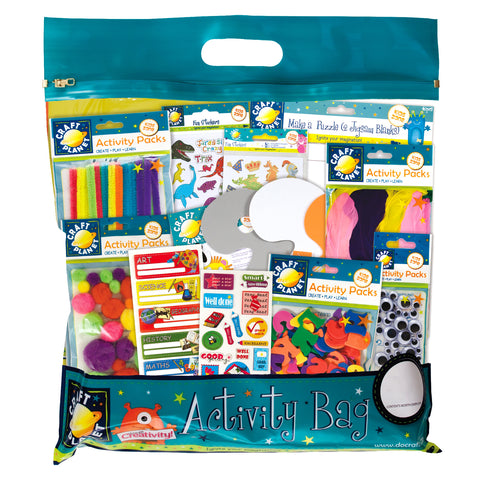 Craft Activity Bag - Boy
