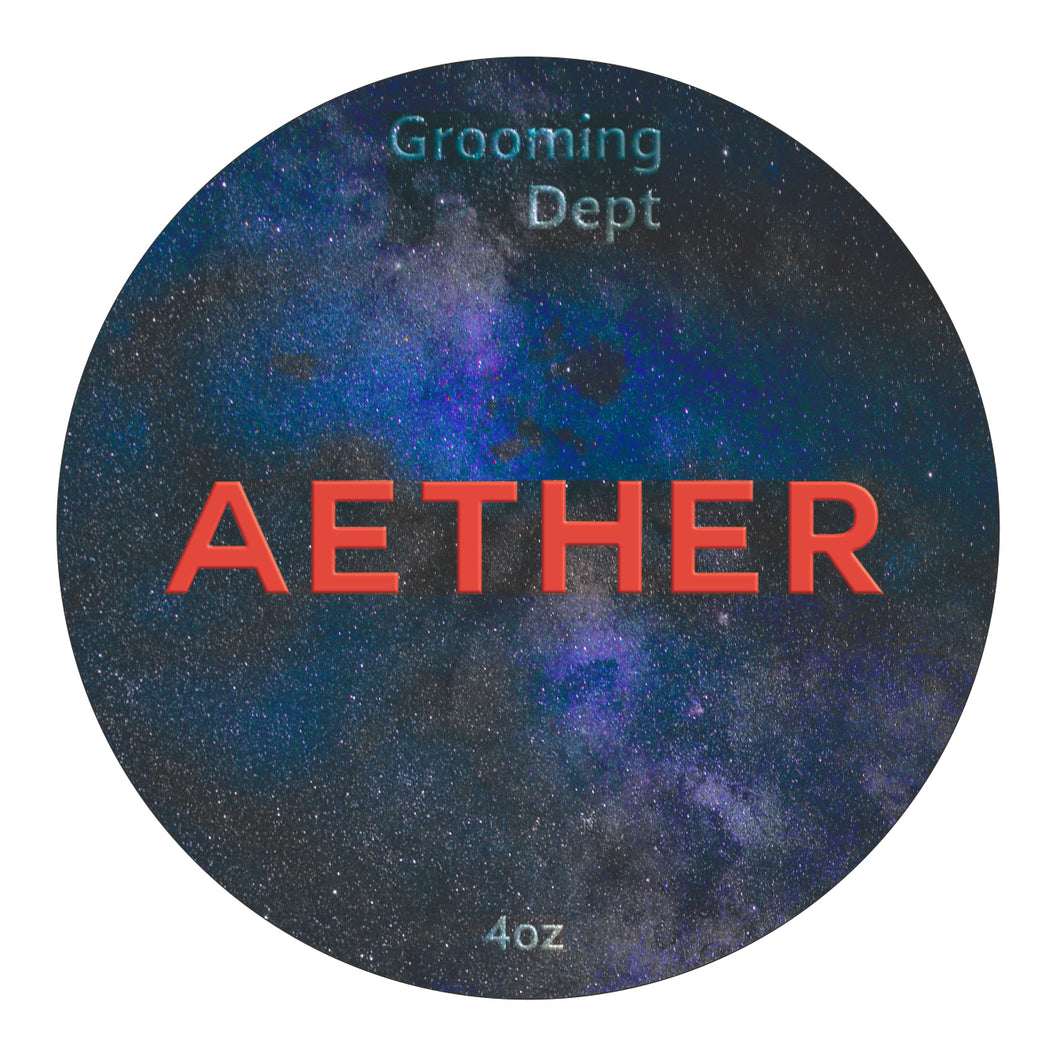 Grooming Dep Aether - Kairos Tallow Shaving Soap