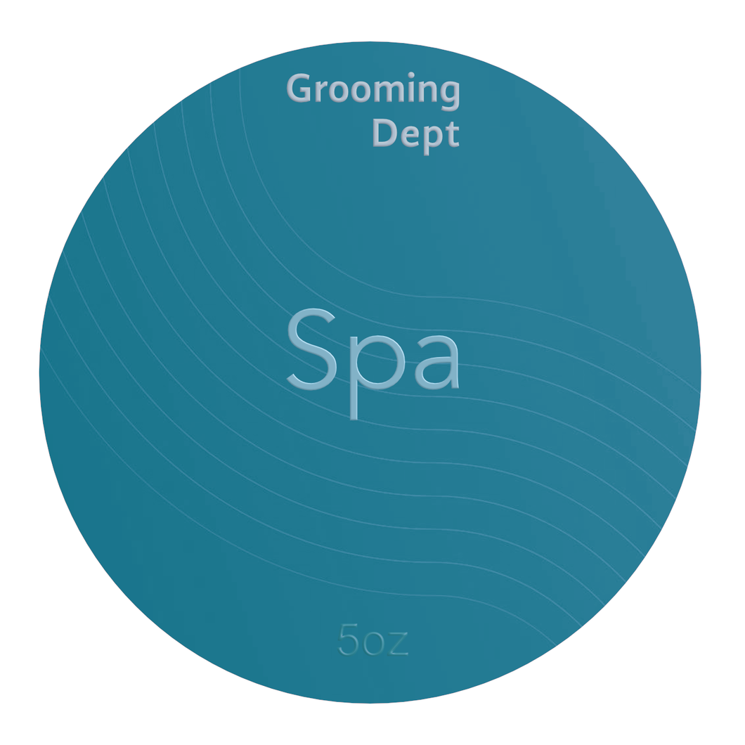 Grooming Dept Fortis Formula Spa Shaving Soap