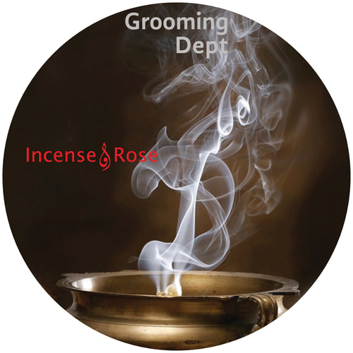 Incense & Rose - Tallow Shaving Soap