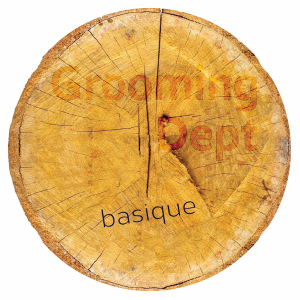 Grooming Dept basique Vegan Shaving Soap
