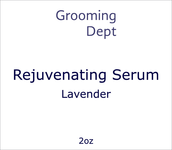 Rejuvenating Serum - Lavender