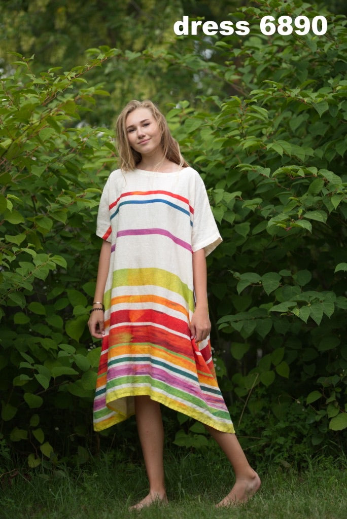 Multi Brights Dress