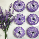 Lavender Donut Shower Steamer