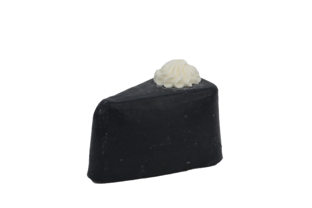 Activated Charcoal Pie Soap