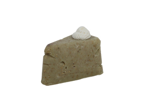Matcha Oatmeal Pie Soap