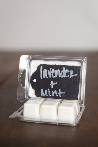 Lavender+Mint Wax Melts