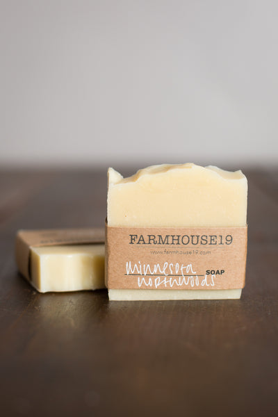 Minnesota Northwoods Soap