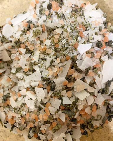 Mellow Out Herbal Bath Soak