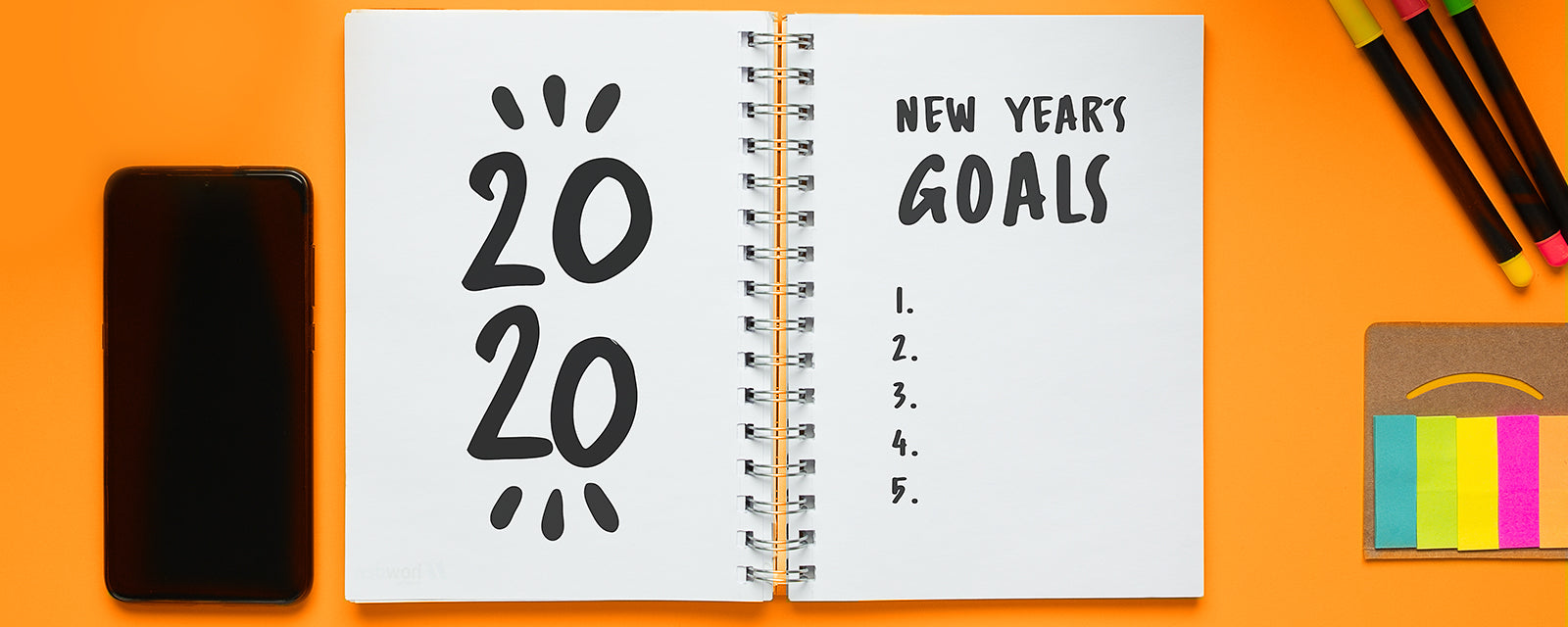 Five Must-Have Items to Kick-Start Your Resolutions