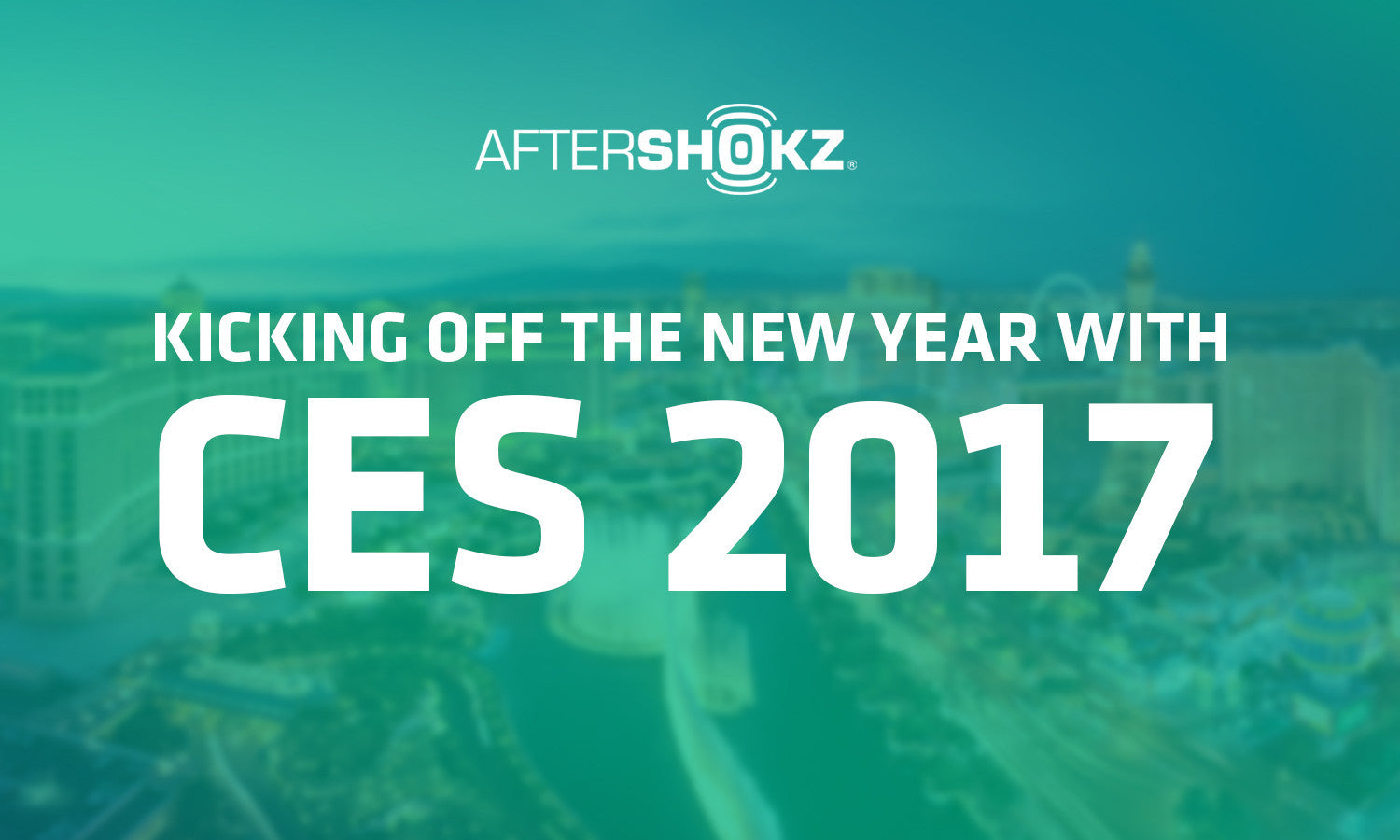 Kicking off the New Year with CES 2017