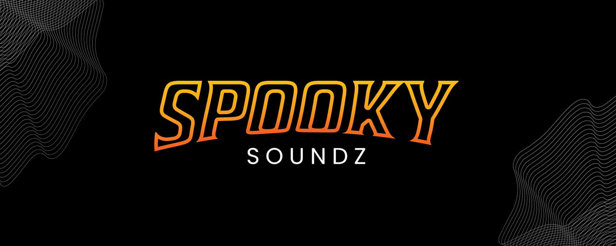 Spookyz Sounds banner graphic