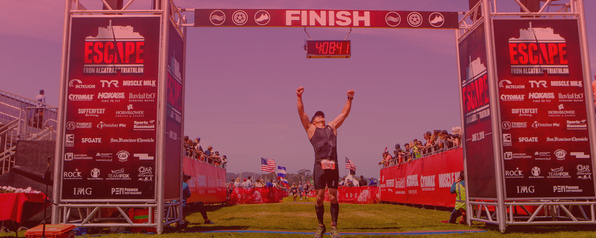The Peek: Behind-the-Scenes of Escape from Alcatraz Triathlon