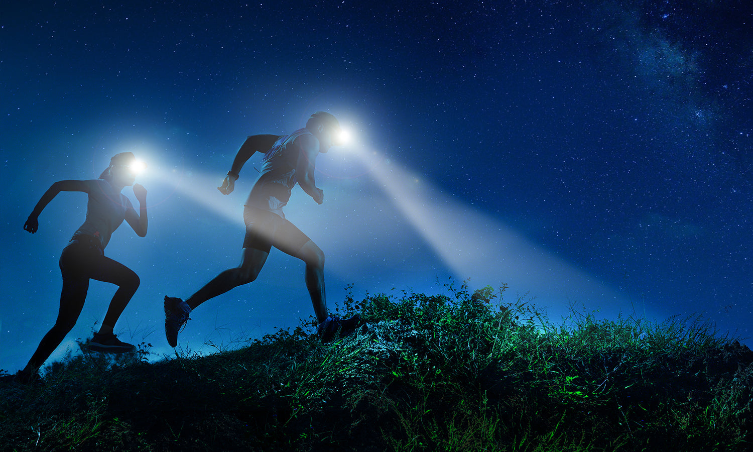 Training and Racing at Night for Your Next Relay