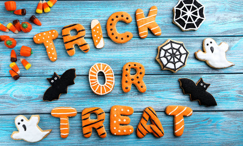 4 Tricks for Choosing the Healthiest Halloween Candy