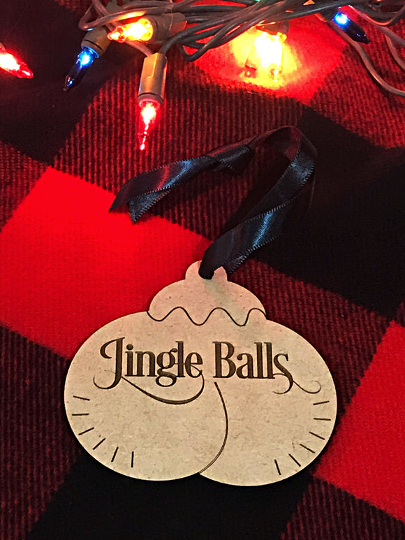Wholesale | 1 piece 6 piece Min Please | Jingle Balls Christmas Ornament