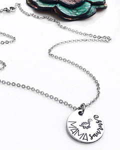 MamaSaurus Bracelet or Necklace - Lasting Impressions CT