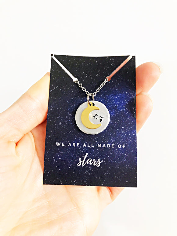 Wholesale | 1 pc | Celestial Constellation Necklace
