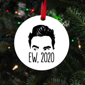 Ew 2020 Schitts Creek Ornament