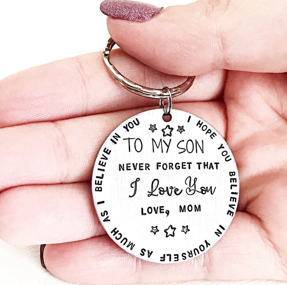 Wholesale | 1 pc | To My Son Keychain