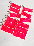 Wholesale | 1 pc | SSDGM Acrylic Keychain